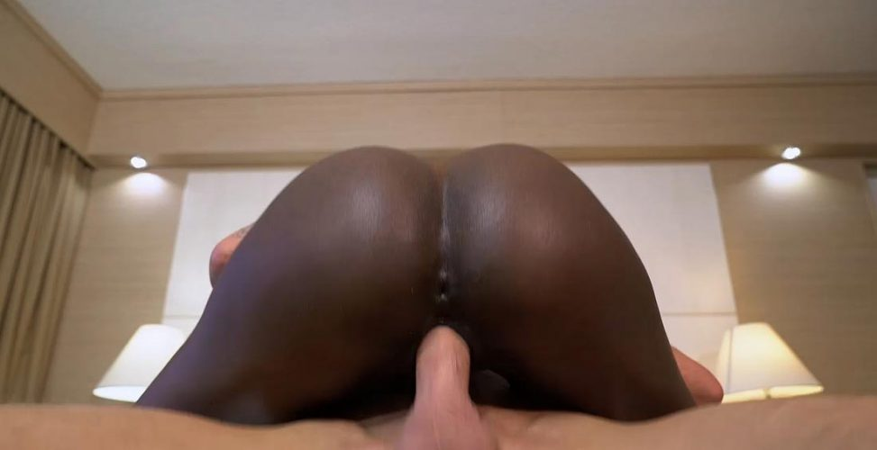 Black Teen Girl Gets Fucked