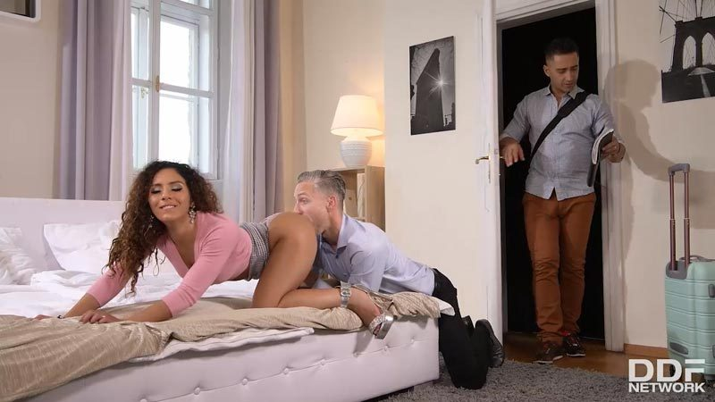 hot wife threesome