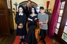Addams Family Sex Orgy